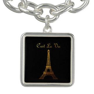 Paris: C'est La Vie  *MULTIPLE STYLE OPTIONS* Bracelets