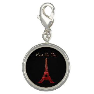 Paris: C'est La Vie  *MULTIPLE STYLE OPTIONS* Charm