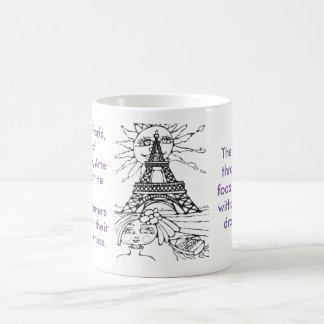 Paris - City Mug