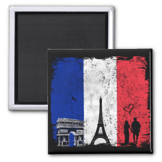 Paris city of love magnet