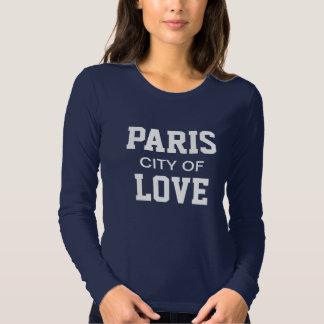 Paris City Of Love Tshirt