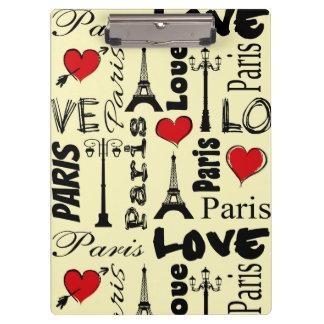 Paris Clipboard