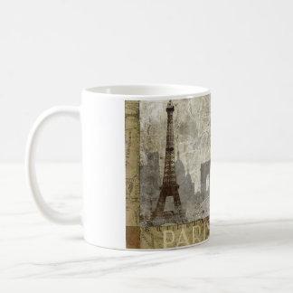Paris Coffee Mug