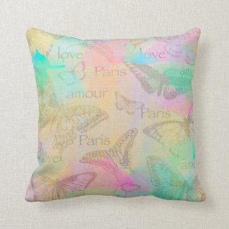Paris Coils polyester Cushion 40.6 cm X 40.6 cm
