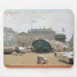 Paris Commune Mouse Pad