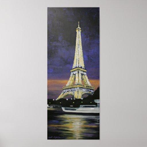 """""""Paris Cruise"""" Poster"""