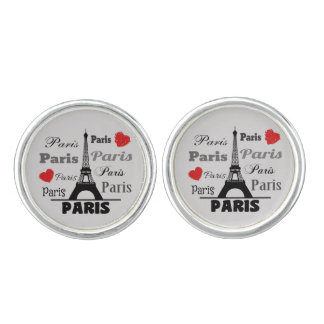 Paris Cuff Links