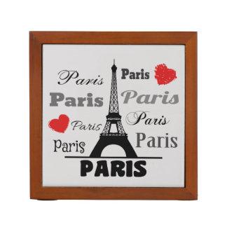 Paris Desk Organizer