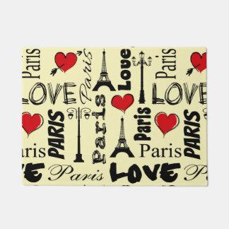 Paris Doormat