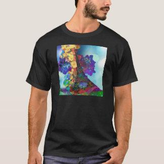 Paris dreams of flowers T-Shirt