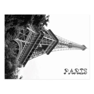Paris, Eiffel Postcard