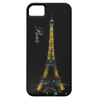 Paris, Eiffel tower at night Case