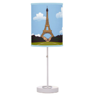 Paris Eiffel Tower Designer Table Lamp