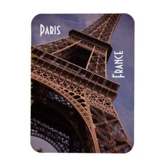 Paris Eiffel Tower Famous Landmark Photo Magnet