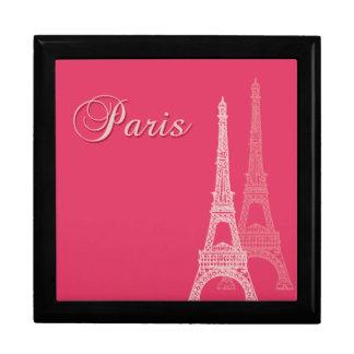 Paris Eiffel Tower Gift Box