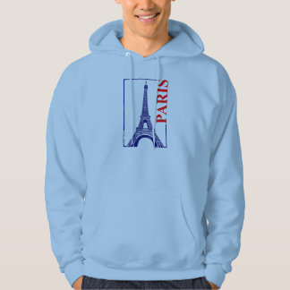 Paris-Eiffel Tower Hoodie