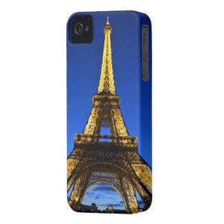 Paris Eiffel Tower iPhone 4 Case-Mate Cases