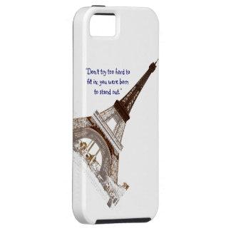 Paris - Eiffel Tower iPhone 5 Case