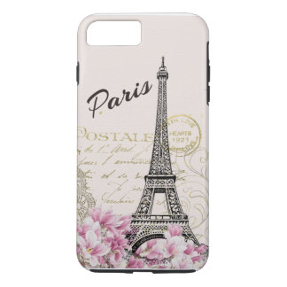 Paris - Eiffel Tower iPhone 7 Plus Case