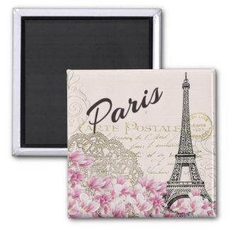 Paris - Eiffel Tower Magnet