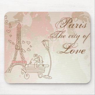 Paris - Eiffel Tower Mouse Pad
