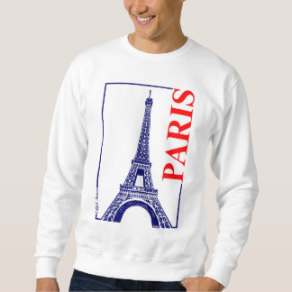 Paris-Eiffel Tower Sweatshirt