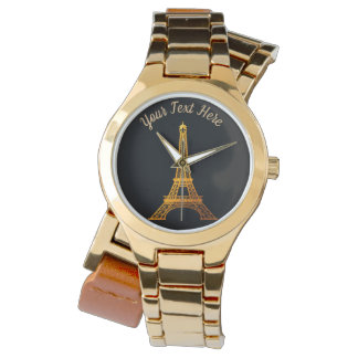 Paris: Eiffel Tower Watch