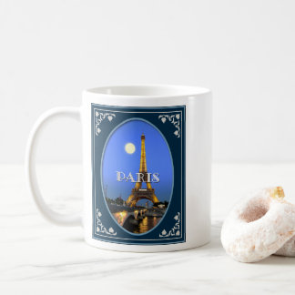 Paris Evening Coffee Mug