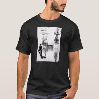 Paris Exhibition Poster from ZermenoGallery.com T-Shirt