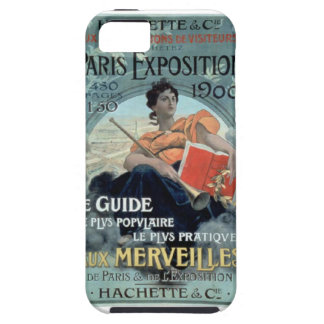 Paris Exposition 1902 BC iPhone 5 Covers