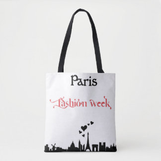 Paris Fashion Week Tote