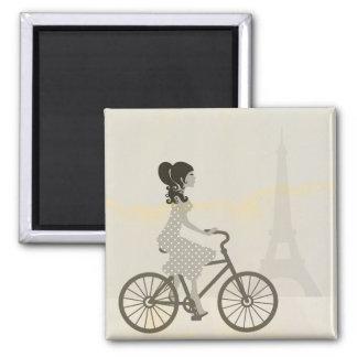 Paris Fashionista Magnet