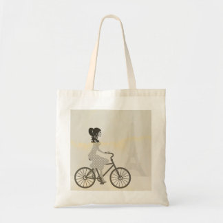 Paris Fashionista Tote Bag