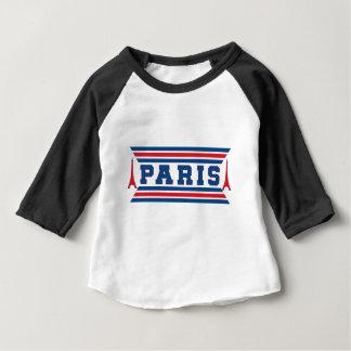 Paris football baby T-Shirt