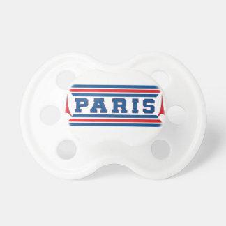 Paris football pacifier