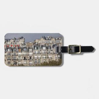 Paris, France 5 Luggage Tag