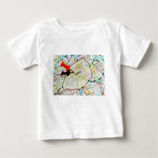 Paris, France Baby T-Shirt