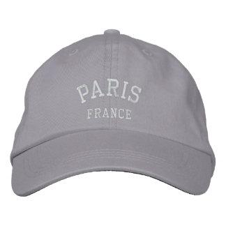 PARIS, FRANCE BASEBALL CAP
