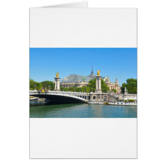 Paris, France Card
