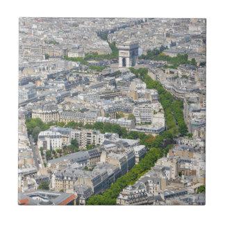 Paris, France Ceramic Tile