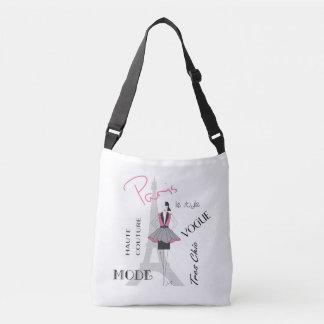 Paris, France, Eiffel Tower Fashion, Crossbody Bag