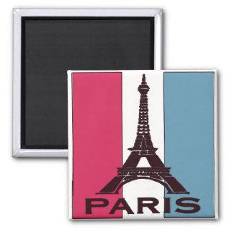 Paris, France, Eiffel Tower Magnet