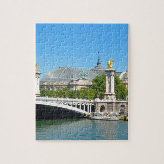 Paris, France Jigsaw Puzzle