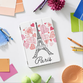 Paris, France Love iPad Air Cover