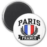 Paris France Magnets
