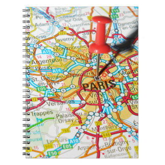 Paris, France Notebooks