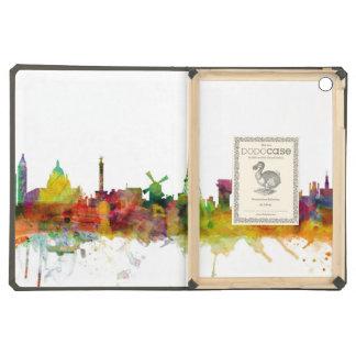 Paris France Skyline iPad Air Cover