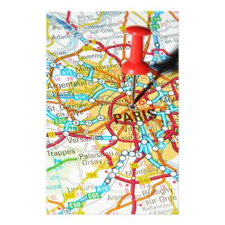 Paris, France Stationery