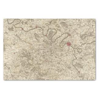 Paris France Tissue Paper
