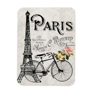 Paris, France - Vintage Magnet